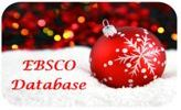 EBSCO HOLIDAY BUTTON