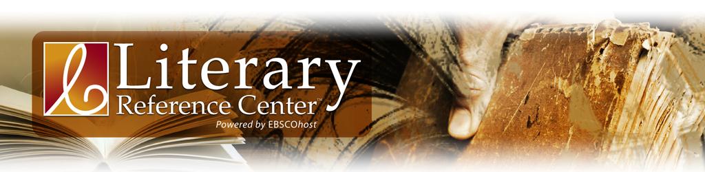 LiteraryReferenceCenter Banner